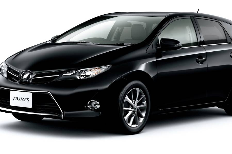 TOYOTA AURIS VVT-I BUSINESS EDITION Car Hire Deals