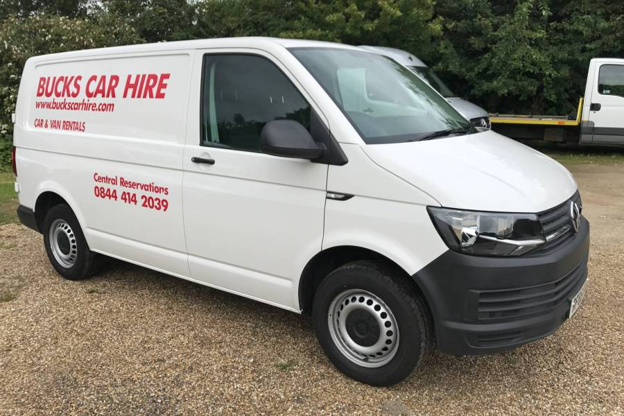 VOLKSWAGEN TRANSPORTER T28 DSG Car Hire Deals